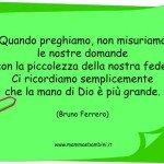 Storie di Bruno Ferrero La mano