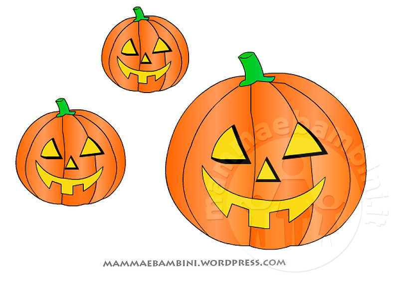 halloween disegni colorati da stampare - mamma e bambini - Disegno Stella Colorate