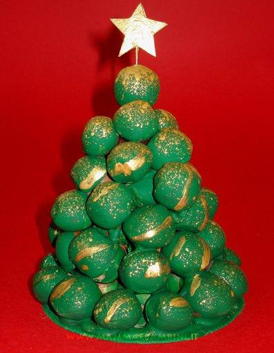 Favorito Lavoretti: albero di Natale - Mamma e Bambini WR44
