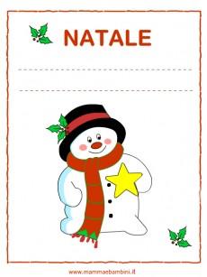Copertine quaderni Natale