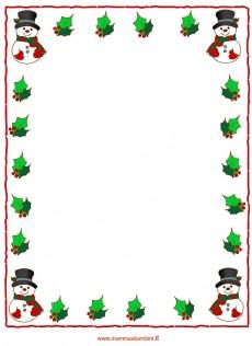 Cornicette di Natale