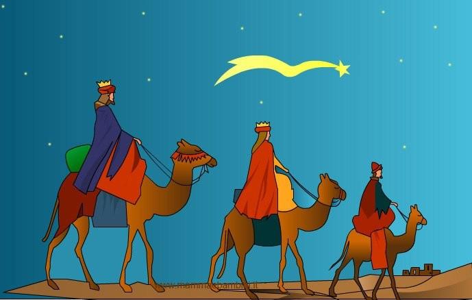 Poesia Natale: I Re Magi