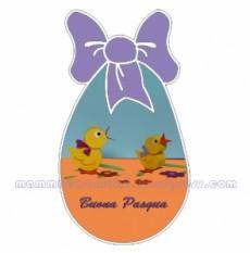 Lavoretti per Pasqua: pulcini