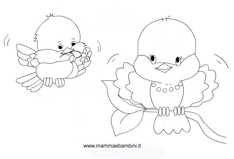 Lavoretti di Pasqua per bambini: le uova di spugna