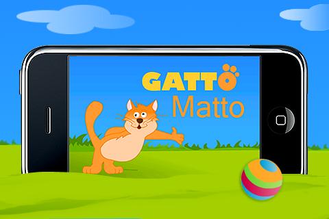 Gioco per iPhone Gatto Matto