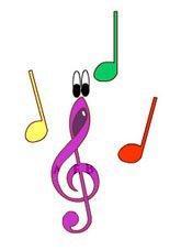 Chiave Di Violino Mamma E Bambini