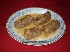 Involtini di carne, ricetta facilissima!