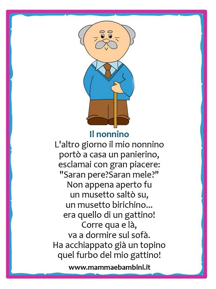 Top Festa dei nonni - Pagina 4 di 5 - Mamma e Bambini WZ44