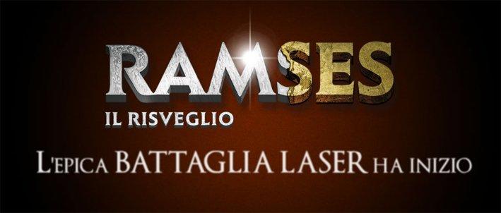Gardaland 2009: Ramses il risveglio