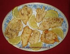 Ricetta Scaloppine al limone