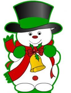 Un bel segnalibro per Natale!
