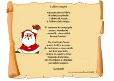 """Poesia sul Natale """"L'albero magico"""""""