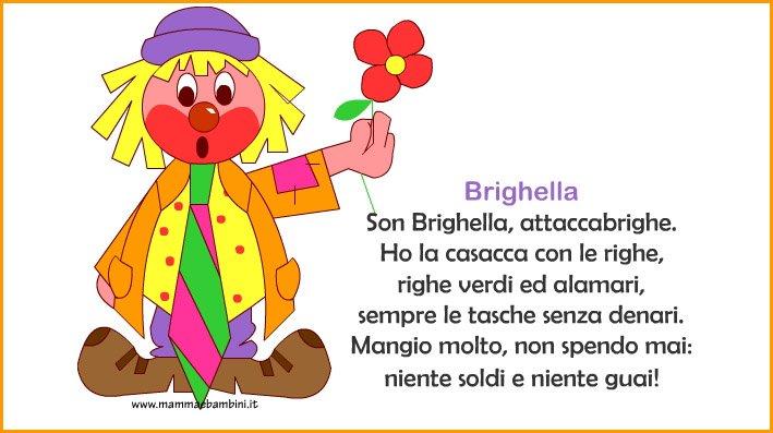 filastrocca 4 brighella