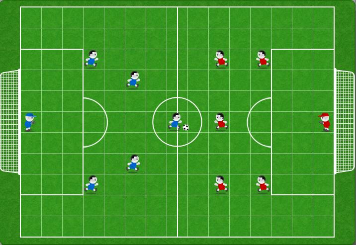 GGOAL il gioco del calcio online