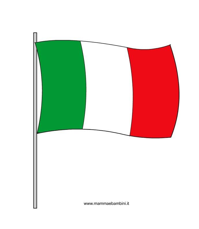 italia bandiera: