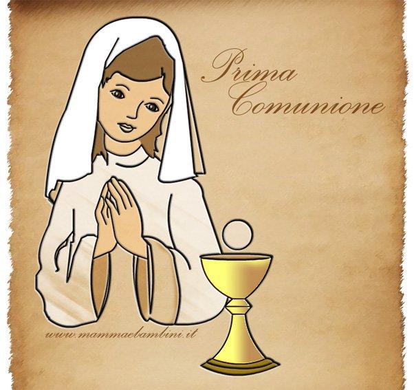 Molto Frasi religiose per comunioni, cresime e matrimoni - Mamma e Bambini DZ39