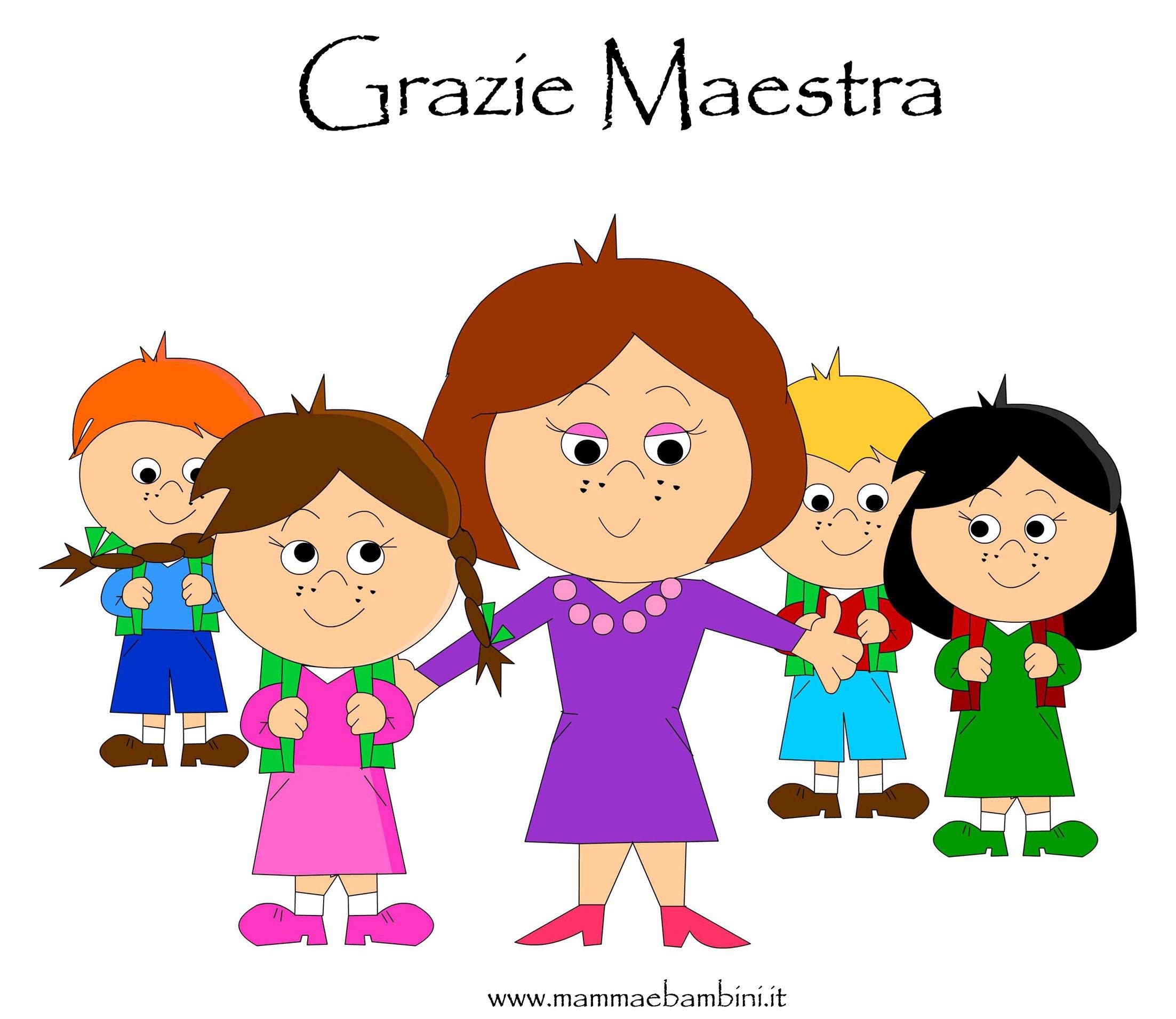 Maestra for Maestra gemma diritti dei bambini