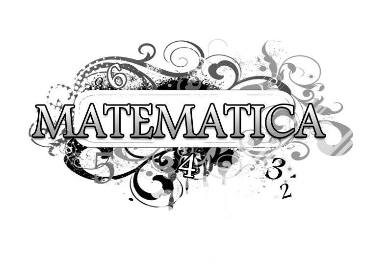 spesso Copertina quaderno matematica da stampare - Mamma e Bambini CY61