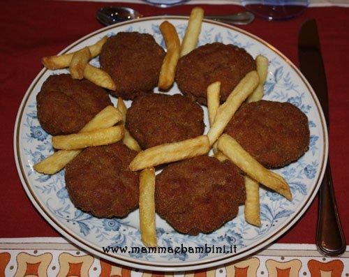 Polpette fritte