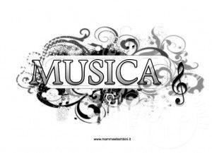 Copertina musica per ragazzi