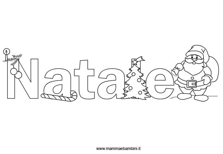 Tag Natalizie Da Stampare Trendy Disegni Di Natale Da Colorare With