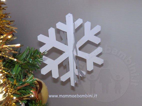 Fiocchi Di Neve Di Carta Facili : Fiocchi neveu foto u mamma e bambini