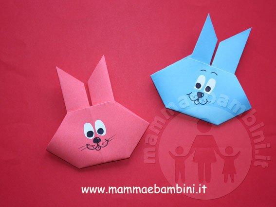 Lavoretto per Pasqua: un grazioso coniglio in lavoretti e addobbi pasqua festivita