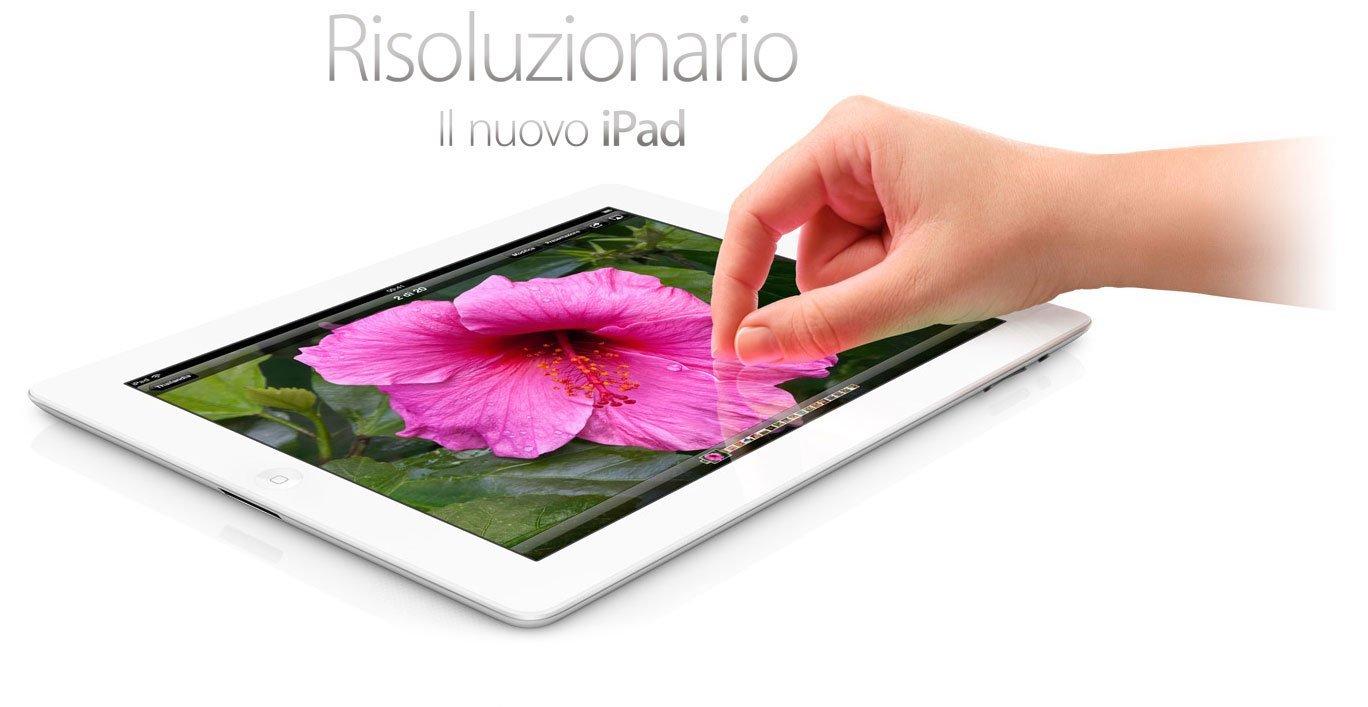 In arrivo il nuovo iPad