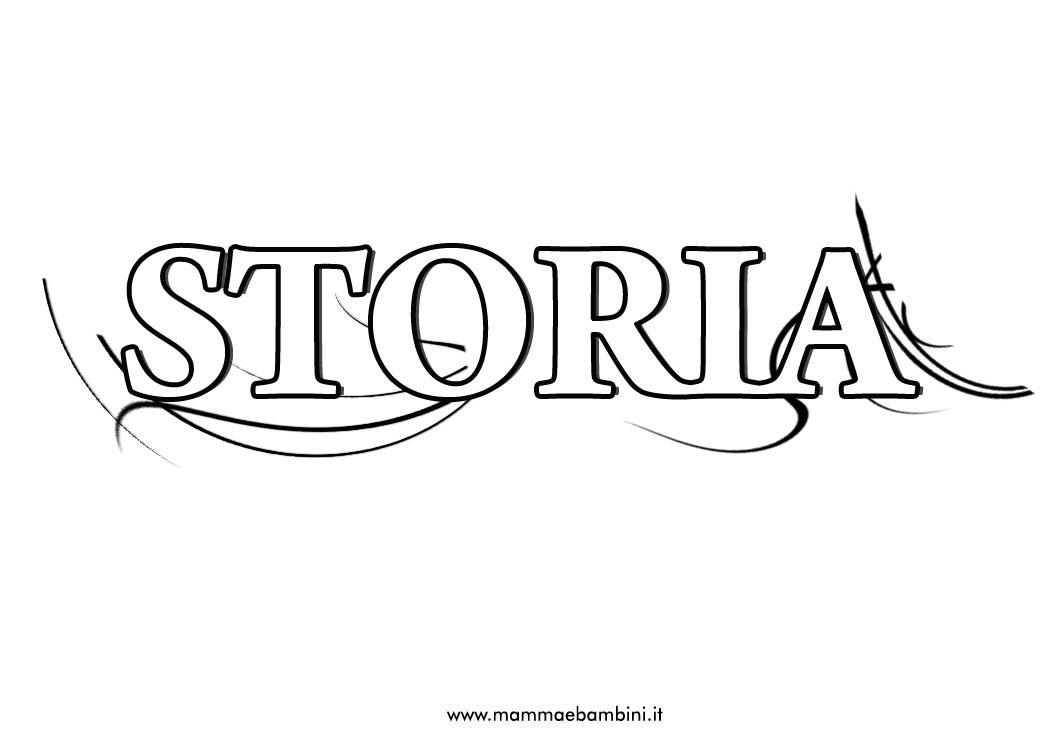 Una nuova copertina di storia da stampare