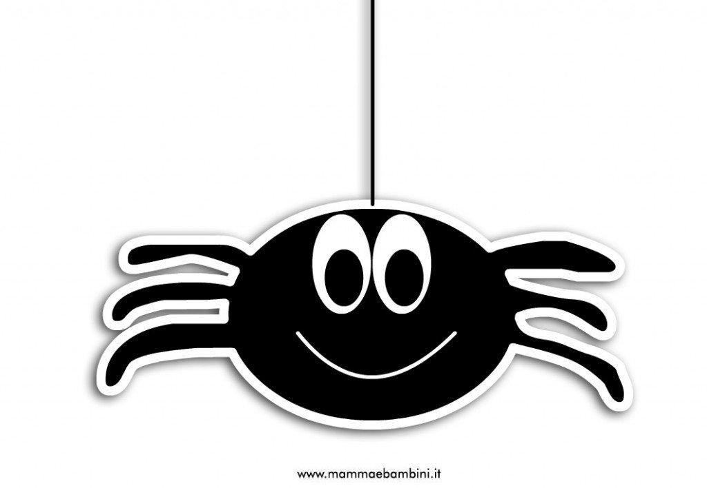 Disegno ragnetto per halloween mamma e bambini - Immagini del ragno da stampare ...