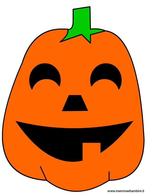 Zucca per Halloween da colorare – Mamma e Bambini 2a8406732ed4