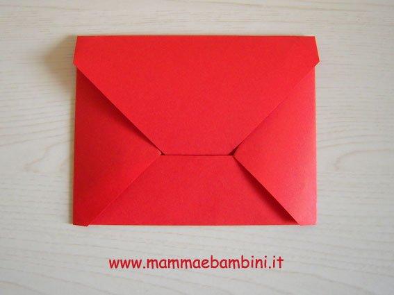 Popolare Come realizzare una busta da lettera - Mamma e Bambini ZB07