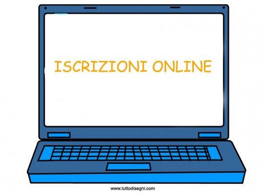 Iscrizione online alle scuole