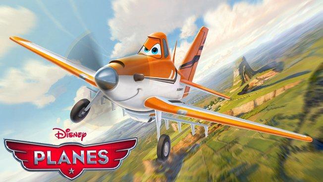 Si decolla con il nuovo film Disney Planes