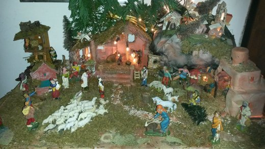 Alberi di Natale e Presepi 2013 (cap.6)