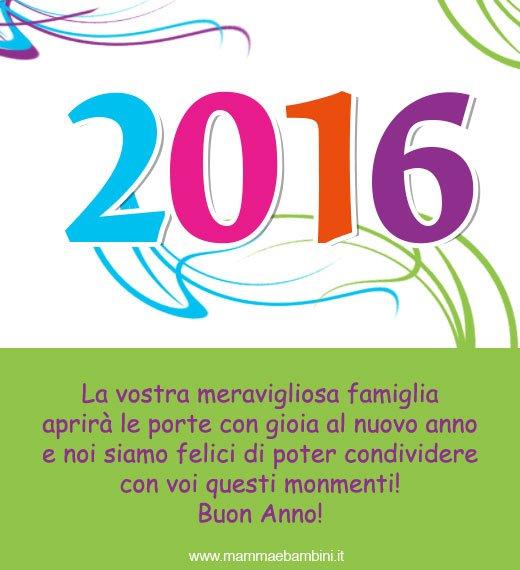 Auguri Anniversario Matrimonio Un Anno : Frasi per auguri di buon anno con cartoline mamma e bambini