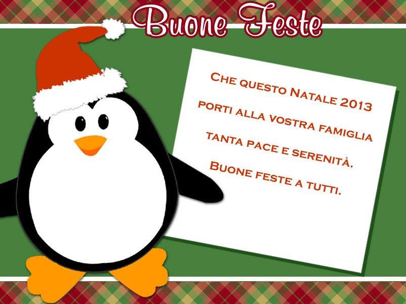 Cartoline per gli auguri di Buon Natale