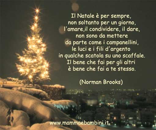 Frase del giorno 3 dicembre 2013 mamma e bambini for Frasi su dicembre