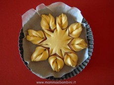 Come preparare pan brioche a forma di stella