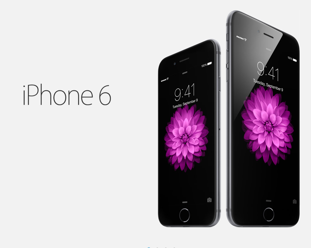Apple ha presentato il nuovo iPhone 6