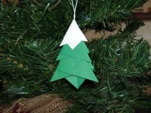 Tutorial Albero di Natale da appendere