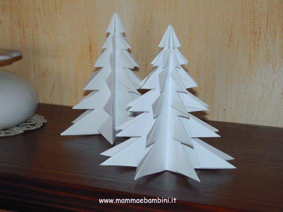 Conosciuto Come realizzare decorazioni di carta per Natale - Mamma e Bambini MO63