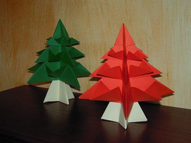 Favorito Decorazioni per Natale: albero di carta - Mamma e Bambini PA19