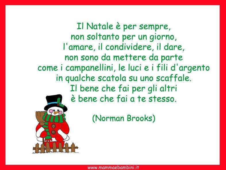 Top Frasi sul Natale con cartoline - Mamma e Bambini NC87