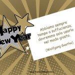Frasi auguri Buon Anno Nuovo
