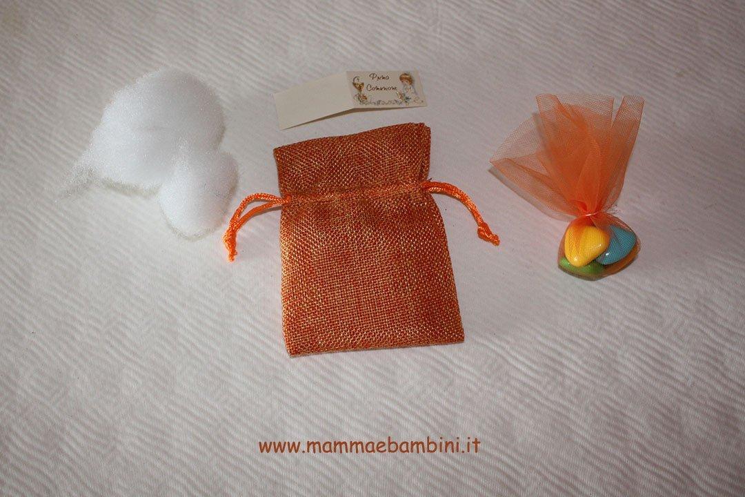 Come confezionare sacchetti portaconfetti 02