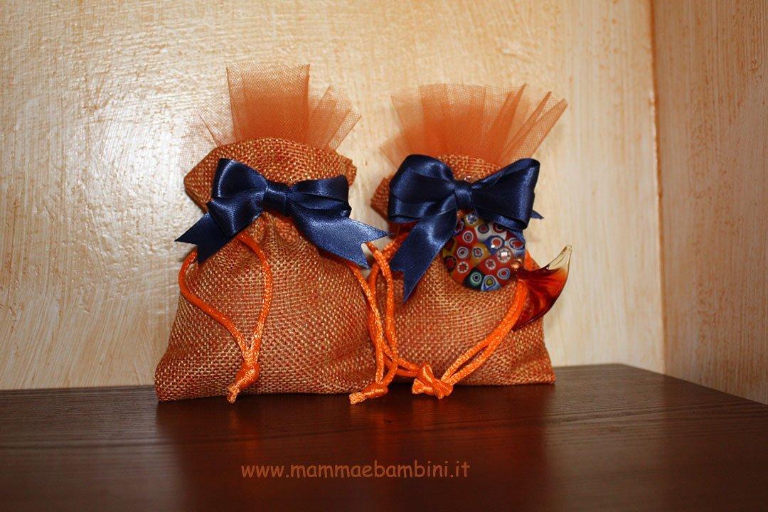 Come confezionare sacchetti portaconfetti 06