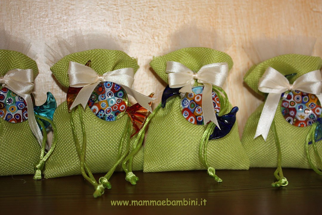 Come confezionare sacchetti portaconfetti 07