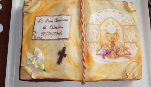 Torta Libro 12