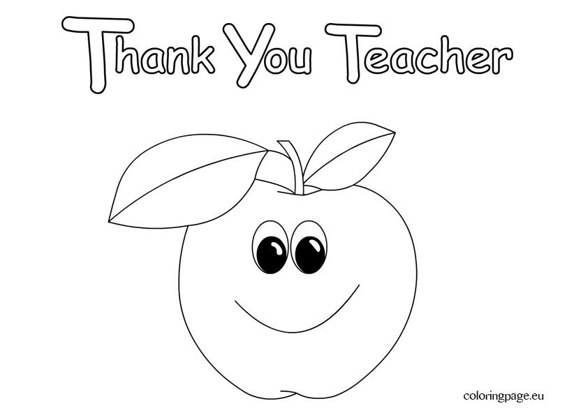 Teachers Coloring Pages Natashamillerweb